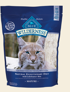 Blue Wilderness Cat Food Coupon