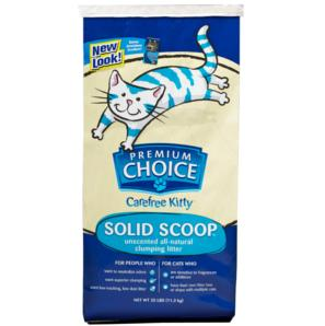 American Colloid Premium Choice Scoopable Cat Litter All