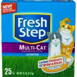 Fresh Step Scented