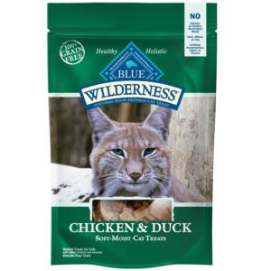 Chicken and Duck Cat Treats