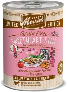 Merrick seasons grain free sweetheart stew canned dog food merrick seasons grain free sweetheart stew canned dog food forumfinder Gallery