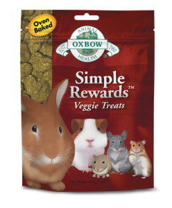 Provide treats and accessories delivered to your door from Grateful Pet to meet the chewing needs of your small animal.